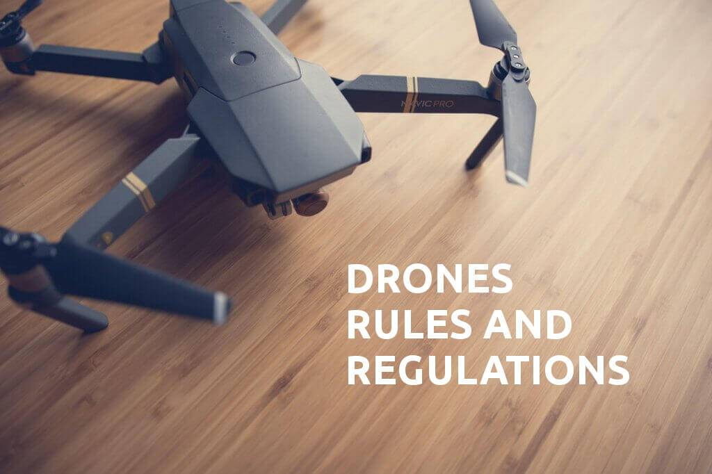 drones regulations