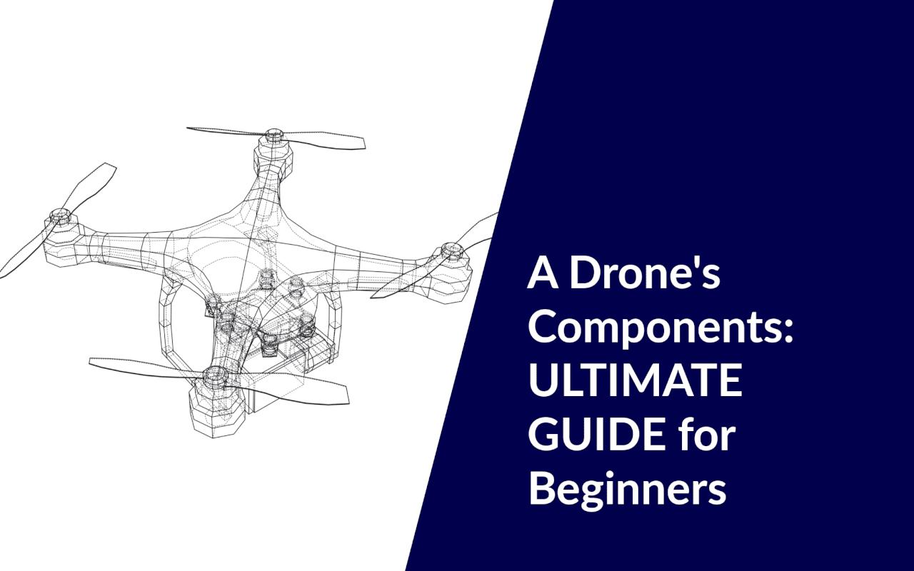 drones components