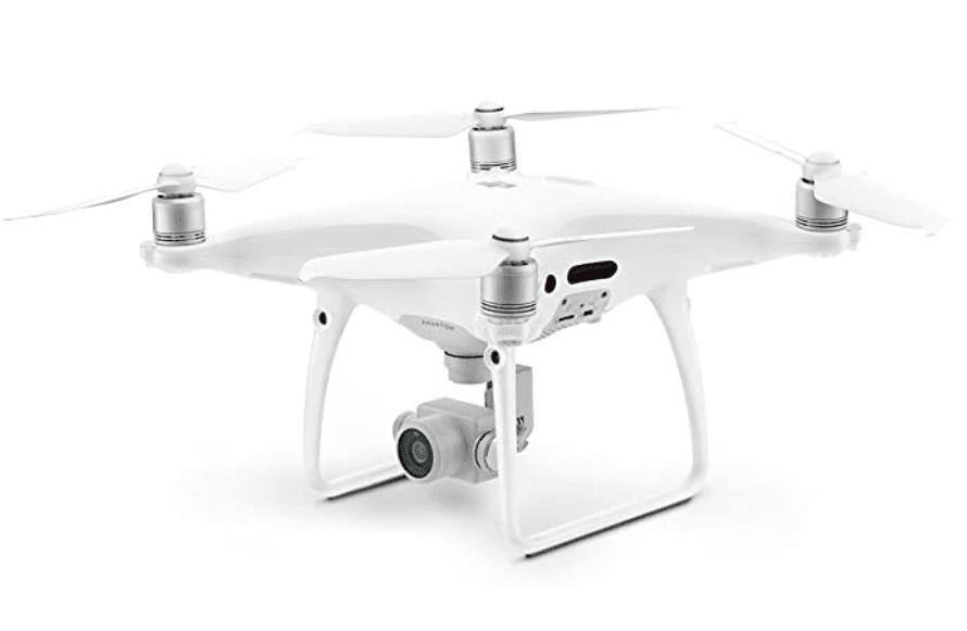 DJI Phantom 4 Pro V2.0 - Drone Quadcopter UAV with 20MP Camera ideal for fishing