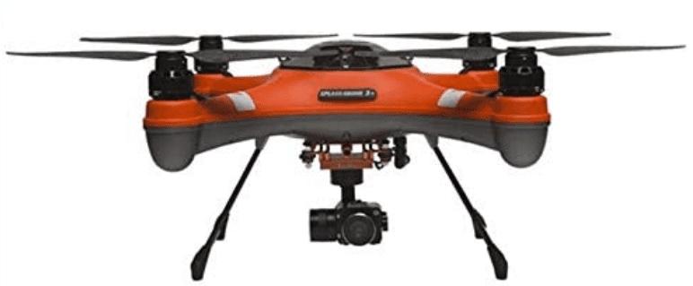 Swellpro Splash Drone 3 Plus Waterproof Drone
