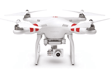 firefighting drone dji phantom 2 vision