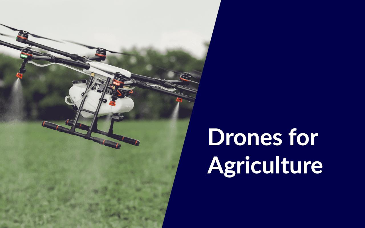 drones for farming