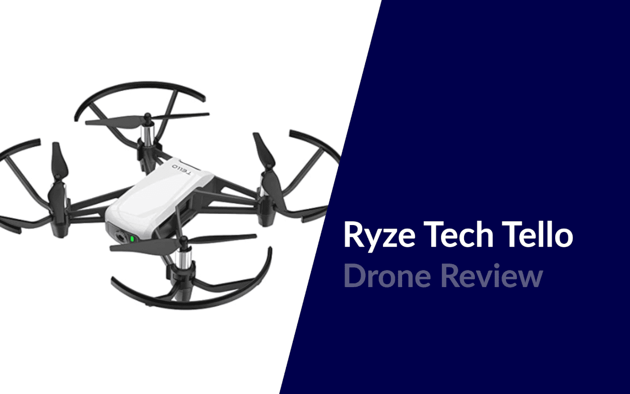ryze tech tello drone review