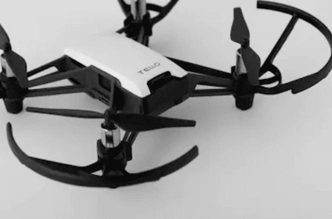 An extraordinary UAV that demonstrates size is not all that matters: Ryze Tech Tello - Mini Drone Quadcopter UAV - by DJI