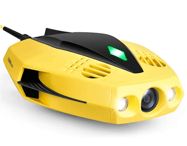 CHASING Dory Underwater Drone - 1080p Full HD Underwater Drone with Camera for Real Time Viewing