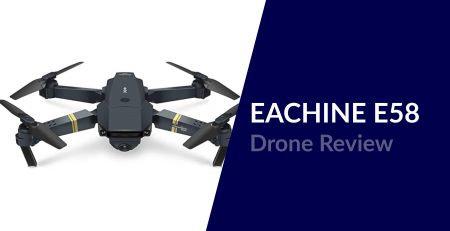 eachine e58 drone review