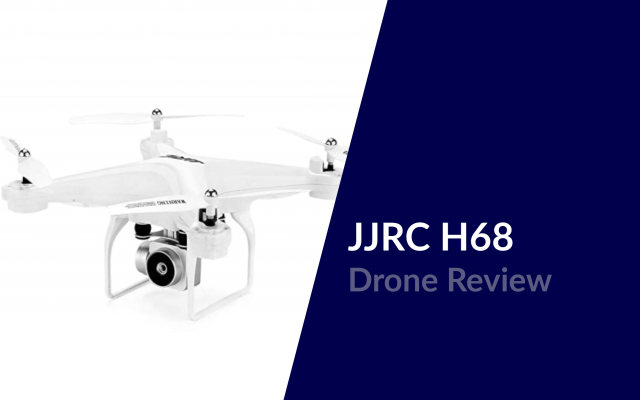 jjrc h68 drone review