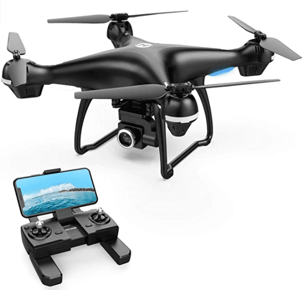 The best GPS UAV under $200: Holy Stone 2K GPS FPV RC Drone HS100