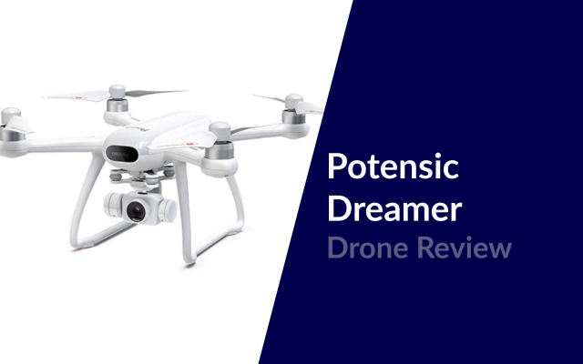 potensic dreamer drone review