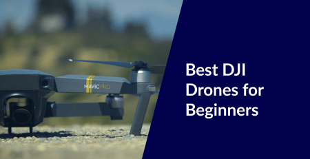 best dji drones for beginners