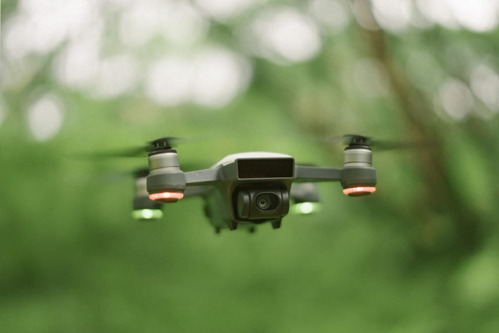 The DJI Spark Drone